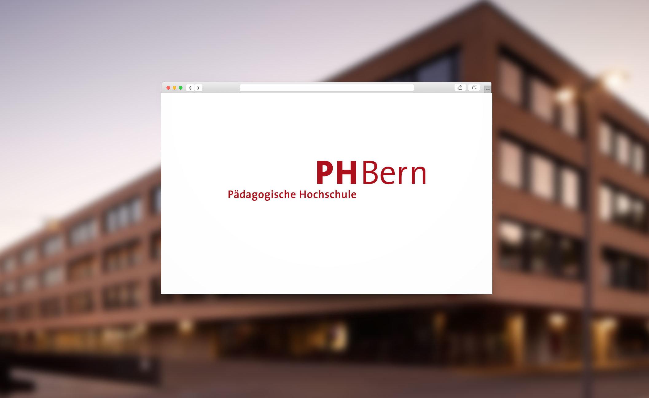 PHBern - TYPO3 CMS